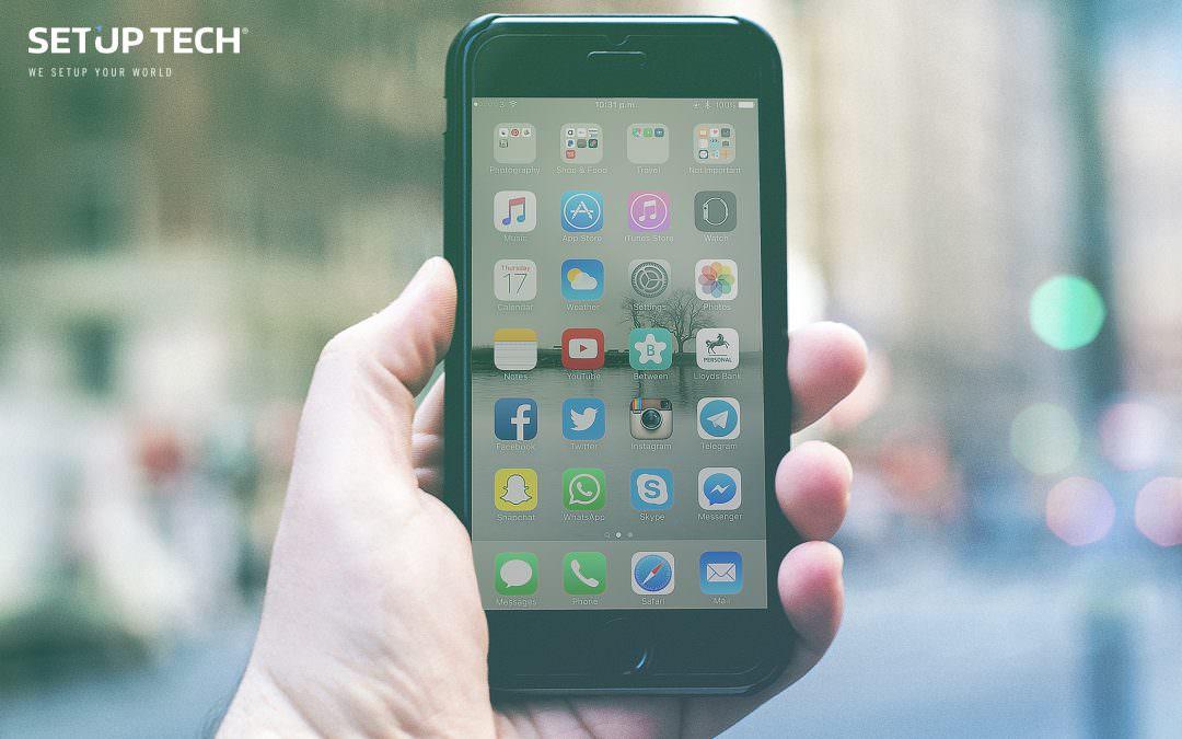 Desenvolvimento de apps móveis – Quais os sistemas operativos mais importantes?