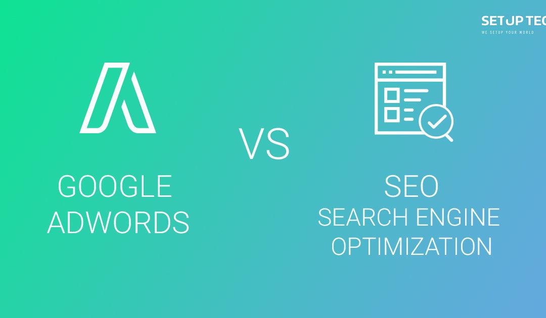 Campanhas de Adwords vs estratégia de SEO