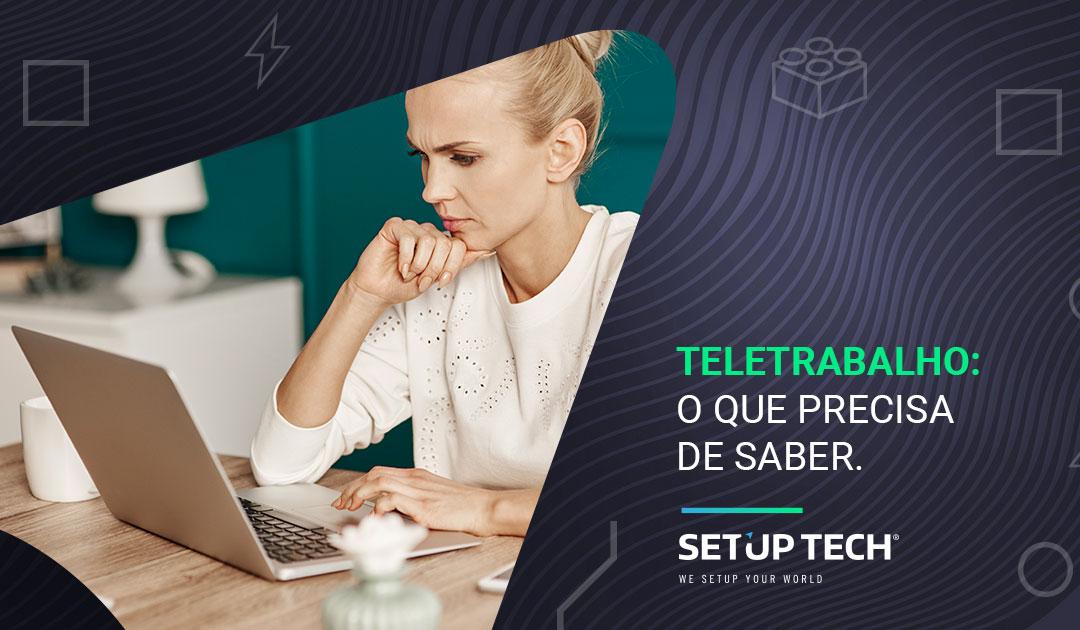 Teletrabalho: O que é e dicas importantes
